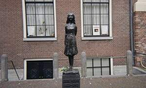 Anne Frank documents to be moved to Switzerland