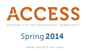 [Spring 2014] ACCESS e-zine