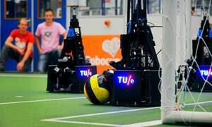 The Netherlands loses robot football World Cup to China