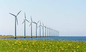 Dutch rail network to run on wind power by 2018