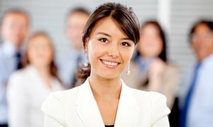More women in senior positions
