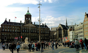 Amsterdam among top 20 tourist destinations worldwide
