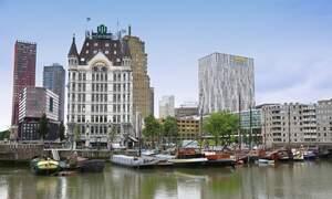 Rotterdam Delta City app reveals city's flood defences