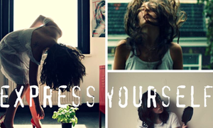 Self-portrait contest: 'Express yourself'