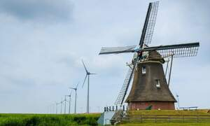 The Netherlands lags far behind European renewable energy goals