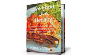 [Book Review] Love Food, Live Healthy