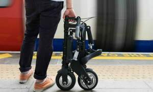 The A-Bike Electric: a compact, stress-free ride