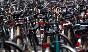 Utrecht to house world's biggest bike lot