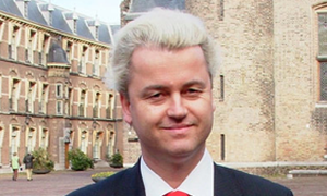 Wilders popular among students?