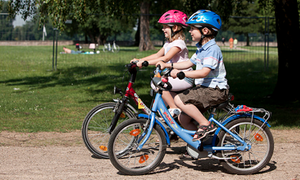 New EU project stimulates kids to ride their bikes more