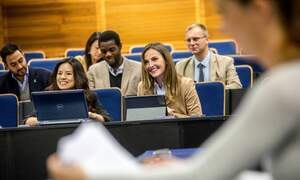 Choosing an MBA is all about the people