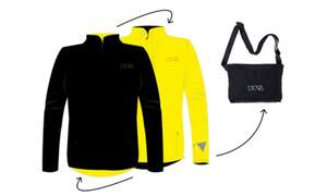 MOVA: A cycling jacket that solves problems
