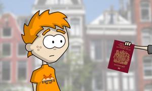 Invader Stu: The passport