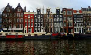 Cheaper housing in Amsterdam