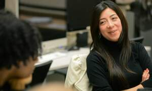 Continued studies at Webster University Netherlands