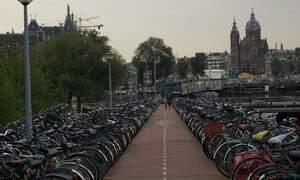 Dutch cities at risk of bike bedlam