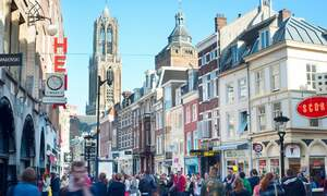 Big increase in tourists coming to see the Dutch 'way of life'