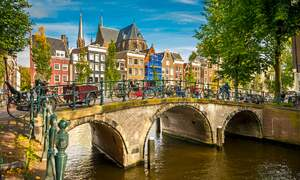Amsterdam in the future: six trends