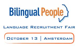 Bilingual People Fair Amsterdam 2012