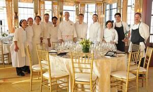 Dutch restaurants in world's top 50
