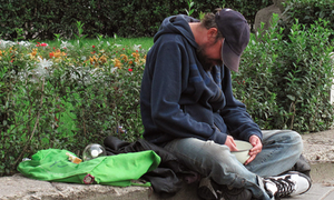 The Hague tightens rules on begging