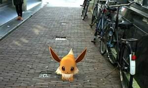Pokémon Go takes the Netherlands by storm