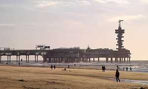 Scheveningen Pier for sale