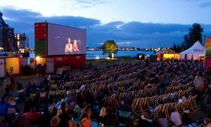 Outdoor cinema & film screenings in Amsterdam