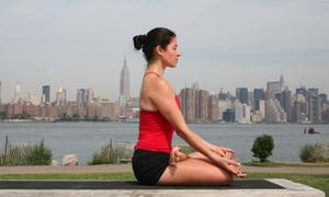 Yoga & Expats: Hatha yoga