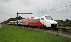 High-speed Fyra project between the Netherlands and Brussels cancelled