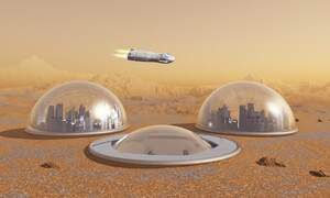 Dutch Mars colonisation mission plans reality TV show