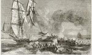 Explorers hunt for Dutch slave ship wreck