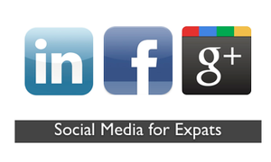 Social media for expats: Social networking