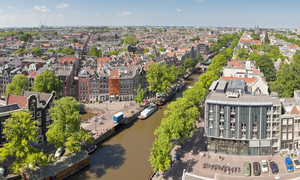 Amsterdam in 2040: A master plan for a smart city