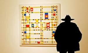 A computer programmed Mondrian