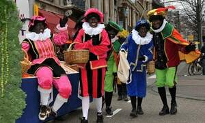 Survey reveals how Amsterdammers feel about Zwarte Piet