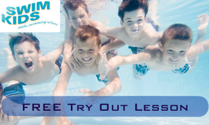 [Free Try-Out] Swimming Lessons for Expat Children
