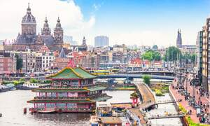 Amsterdam ranked 12th most expensive expat city in Europe