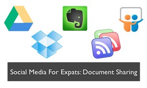 Social media for expats: Document sharing