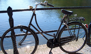 The Hague to clean-up bicycles from city centre