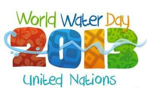 World Water Day 2013: International Year of Water Cooperation