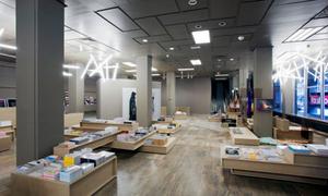 Foam opens a concept store at Vijzelstraat, Amsterdam