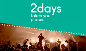 2days: Discover and book events in Amsterdam