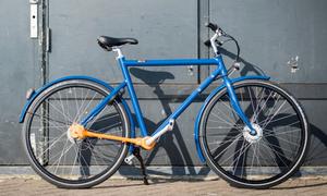 BRIK's chain-free city bike