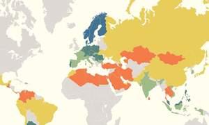 Dutch lead world in 2016 English proficiency ranking