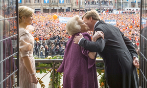 Queen's Day by the numbers