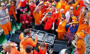 Old Queen's Day still drawing tourists in 2016