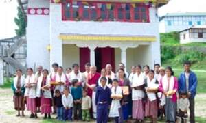Bodong Nunnery Project: A school for girls in Lumla, India
