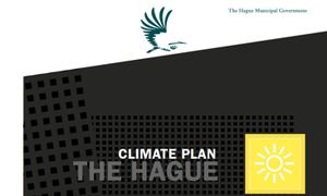 The Hague's Climate Plan: CO2-neutral by 2040