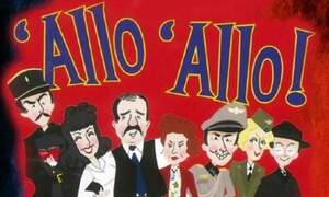 Win two double tickets to 'Allo 'Allo at the Badhuistheater